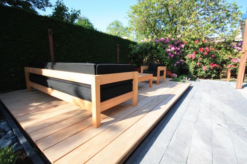De tekentuin tuinontwerp en adviesbureau de ontwerper bouwer van tuinen - Landschapstuin idee ...