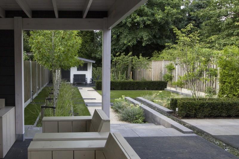Foto overzicht for Tuinarchitect kleine tuin