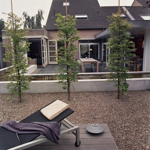 Foto overzicht - Moderne tuinfoto ...